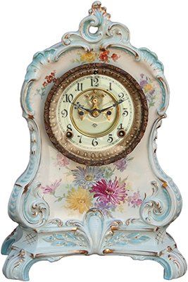 American Mantle Clock