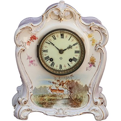 Antique Mantle Clock