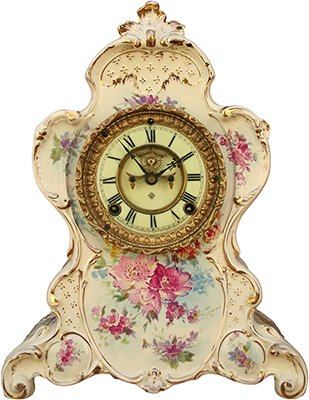 American Table Clock