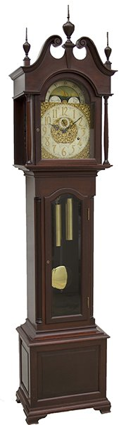American Granfather Clock