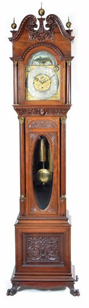 American Grandfather Clock