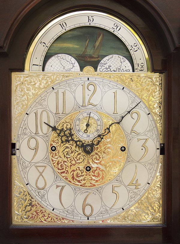 Tutorial On How To Wind An Antique Clock