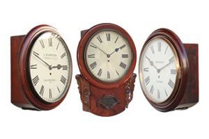 Antique Dial Clocks